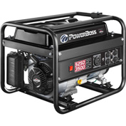 Briggs & Stratton, PowerBoss® GENERATOR 030629, Manual Start, 3500W
