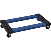 Luxor® Heavy Duty Plastic Dolly PPD300 - 30 x 18 1000 Lb. Cap.