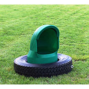 AmeriAg AAG24.5 Livestock Mineral Feeder For 24.5 In.Tires