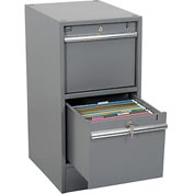 Premium 2 Drawer Pedestal with Built in Base