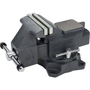 "Craftsman® 51854 4"" Bench Vise W/ 180° Swivel"