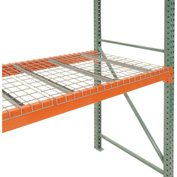 "Pallet Rack Wire Decking 58""W x 42""D (2750 lbs cap) Gray"