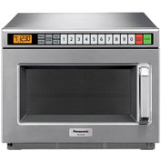 Panasonic ® NE-21523  - Commercial Microwave Oven, 0.8 Cu. Ft., 2100 Watts