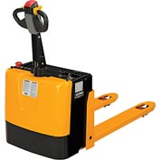 Global Industrial™ Self-Propelled Electric Power Pallet Jack Truck 3300 Lb. Cap.
