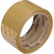 "3M Tartan Carton Sealing Tape 369 2"" x 55 Yds 1.6 Mil Tan - Pkg Qty 6"