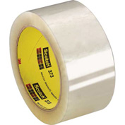 "3M Scotch® 373 Carton Sealing Tape 2"" x 55 Yds. 2.5 Mil Clear - Pkg Qty 6"