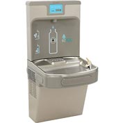 Elkay EZH2O LZS8WSLP Next Generation Water Bottle Refilling Station, Wall Mount, Gray