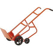 Modern Equipment MECO 54SS 4-Wheel Warehouse Hand Truck Steel Wheels 1000 Lb.