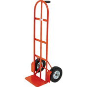 Modern Equipment MECO 251SP Pin Handle Hand Truck Semi-Pneumatic 500 Lb.