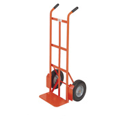 Modern Equipment MECO 260SP Double Handle Hand Truck Semi-Pneumatic 500 Lb.