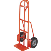Modern Equipment MECO 280SP Loop Handle Hand Truck Semi-Pneumatic 500 Lb.