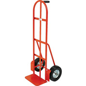 Modern Equipment MECO 291SP Pin Handle Hand Truck Semi-Pneumatic 500 Lb.