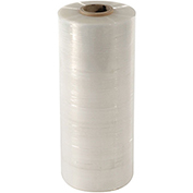 "Stretch Wrap Film 20"" x 5000' x 80 Gauge Clear For Machine - Skid Lot"
