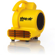 Shop-Vac® 3-Speed 3-Position 200 CFM Air Mover - 1030300