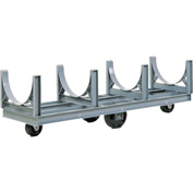 "Modern Equipment MECO BCT120-10 Bar Cradle Truck 120""L 10,000 Lb. Cap."