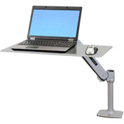 Ergotron® WorkFit-P Sit-Stand Workstation, Mounting Kit