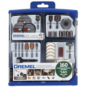 Dremel® 710-08 160 Pc. All-Purpose Accessory Kit