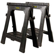 Stanley Black & Decker 060864R Stanley™ Folding Sawhorse - Twin Pack