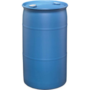 Mauser 35 Gallon Closed Tight-Head Plastic Drum POLY35THBL - Blue