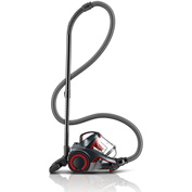 Dirt Devil DASH™ Multi Carpet & Hard Floor Cyclonic Canister Vacuum w/SWIPES™ - SD40050B