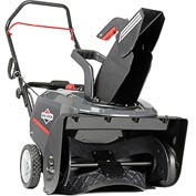 "Briggs & Stratton 22"" Single Stage Snow Thrower w/Electric Start - 7522E"