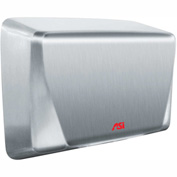 ASI® ADA SM High Speed Hand Dryer, Stainless Satin 120V - 0199-1-93