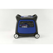 Yamaha EF4500iSE Portable Inverter Generator, 4500 Watt 357cc OHV Electric Start  Gas CARB Compliant