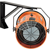 Salamander Heater – Electric Wall Mount Fan Forced - 208V 15 KW 3 Phase 41.7 Amps