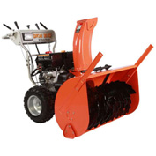 "GXI 36"" Snow Beast Dual Stage Snow Blower, Fully Assembled Orange/Gray - 36SBM15FA"