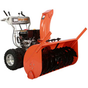 "GXI 45"" Snow Beast Dual Stage Snow Blower Orange-Gray 45SBM17"