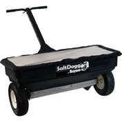 SaltDogg Walk-Behind Salt Spreader, 200 Lb/2.5 Cu. Ft. Capacity - WB400