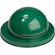 Global™ Steel Dome Top Lid - Green