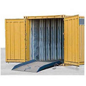 Bluff® 20CR8496 Forklift Container Ramp 84 x 96 20,000 Lb. Cap.