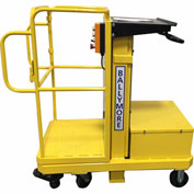 Mini Merchandise Lift, 12' Yellow - BMML-9