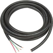 Cable SOOW 12/4 Wire For Salamander Heater 25' L With Terminals