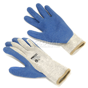 PIP Latex Coated Cotton Gloves, X-Small- 12 Pairs/ Pack