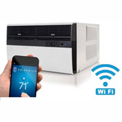 Friedrich Wi-Fi Controllable EL24N35 Kuhl+ Elec. Heat Window/Wall AC, 23.5K BTU Cool, 17.3K Heat