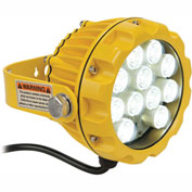 Global™ LED Dock Light Head Only, 18W, 1400 Lumens, 120V