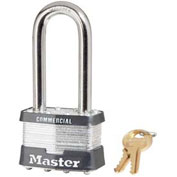 Master Lock® General Security Laminated Padlocks - No. 5KALJ