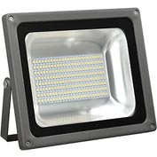 Global™ LED Flood Light, 100W, 10000 Lumens, 5000K, w/Mounting Bracket