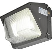 Global™ LED Wall Pack, 50W, 4000 Lumens, 5000K