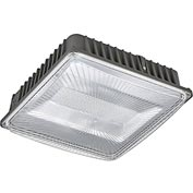 Global™ LED Canopy Light, 100W, 11500 Lumens, 5000K, Low Profile