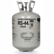 Comstar® RS-44b Refrigerant, Drop In Replacement for R22