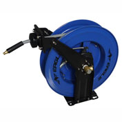 "Eagle EA1/2X50-AHR 1/2"" x 50'  Auto Retracting Professional Air Hose Reel with Hose"