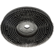 "20"" Poly Scrub Brush for 20"" Electric Floor Scrubber"