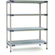 "MetroMax 4 - 48""W x 24""D x 74""H Stationary Unit"