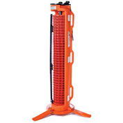 IRONguard RapidRoll™ Portable Barrier 3-Legged System, 50' Safety Orange Fencing, 70-7000