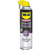 WD-40 ® Specialist ® Industrial Strength Degreaser -15 oz. Aerosol Can - 300280 - Pkg Qty 6