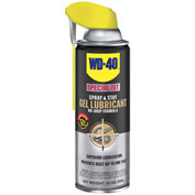 WD-40 ® Specialist ® Spray-n-Stay Gel Lubricant - 15 oz. Aerosol Can - 300103 - Pkg Qty 6