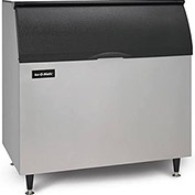 "Ice-O-Matic B110PS Ice Cube Storage Bin 48""Wx31""Dx50""H, 854 lbs. Storage Cap For Top-Mount Ice Maker"